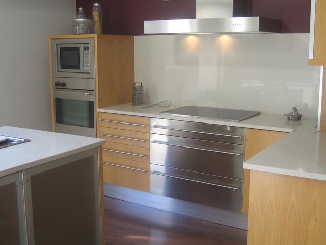 sklo v kuchyni
