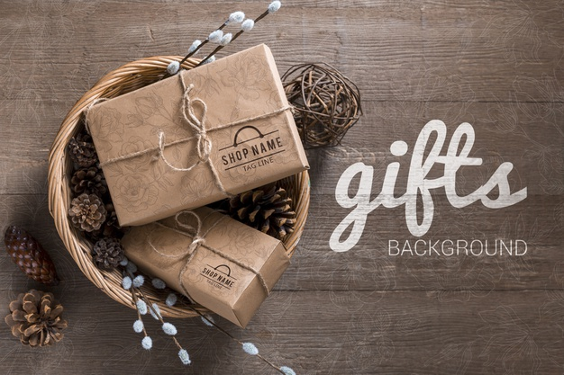 top-view-mock-up-wrapped-gifts_23-2148480962
